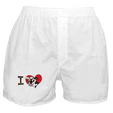 I heart cows Boxer Shorts