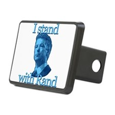 I STAND WITH RAND Hitch Cover