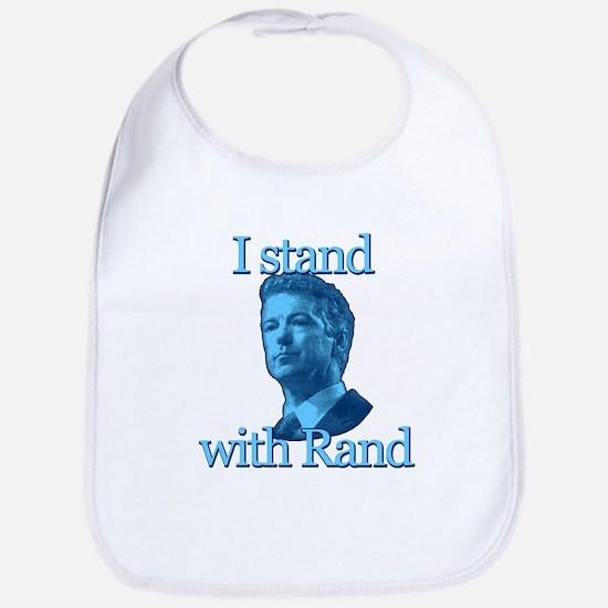 I STAND WITH RAND Bib