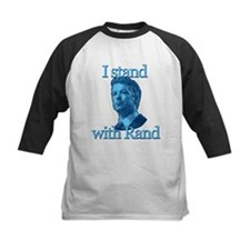 I STAND WITH RAND Baseball Jersey