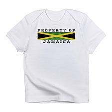 Property Of Jamaica Infant T-Shirt