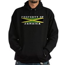 Property Of Jamaica Hoodie