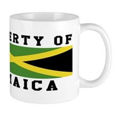 Property Of Jamaica Mug