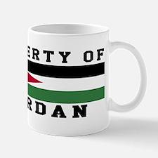 Property Of Jordan Mug