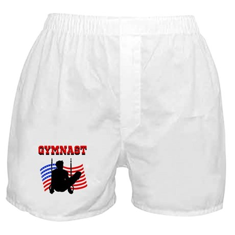 ALL AROUND GYMNAST Boxer Shorts