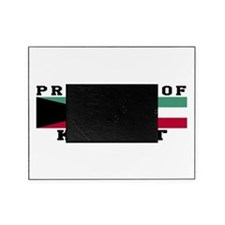 Property Of Kuwait Picture Frame