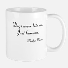 Humans bite Marilyn Monroe Mug