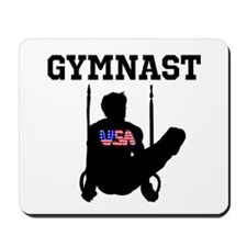 STAR GYMNAST Mousepad