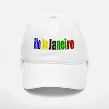 Rio De Janeiro Baseball Baseball Cap