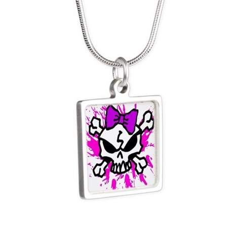 Girly Skull Necklaces