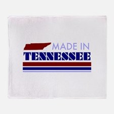 Made in... Throw Blanket