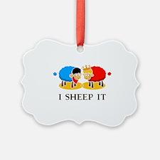 I Sheep It Ornament