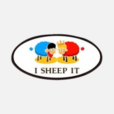 I Sheep It Patches