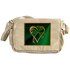 I Love St Messenger Bag