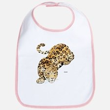 Jaguar Big Cat Bib