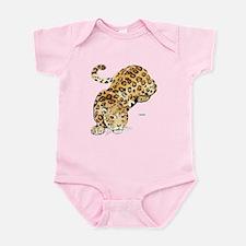 Jaguar Big Cat Infant Bodysuit