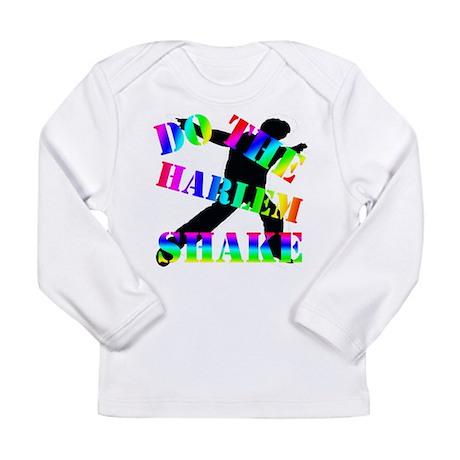 Harlem Shake Long Sleeve T-Shirt