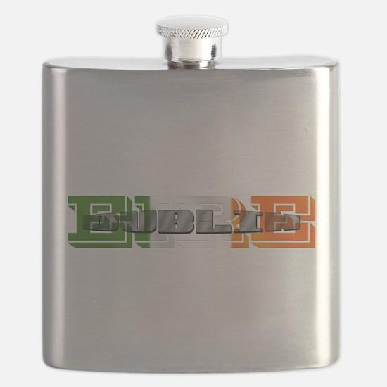 Dublin Eire Flask