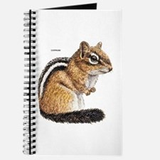 Chipmunk Animal Journal