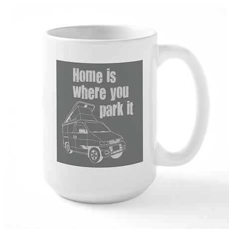 HOME IS WHERE_10x10 Mugs