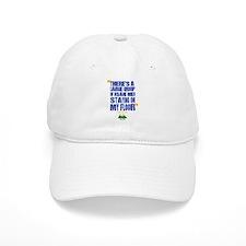 Twin Peaks Insane Men Quote Baseball Baseball Cap