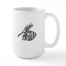 Monkey-Fucking-A-Football_plain Mugs