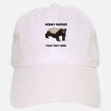 Custom Honey Badger Baseball Baseball Baseball Cap