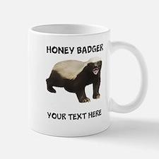 Custom Honey Badger Small Small Mug