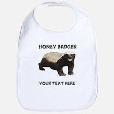 Custom Honey Badger Bib
