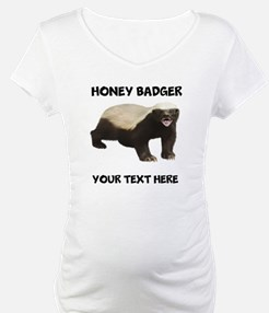 Custom Honey Badger Shirt