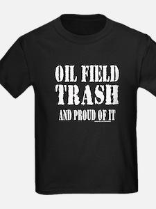 OIL FIELD TRASH T
