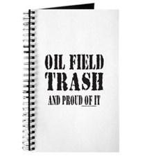 OIL FIELD TRASH Journal