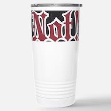 Not Logo Stainless Steel Travel Mug