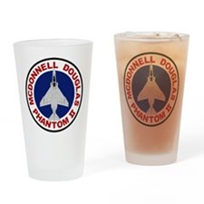 F-4 Phantom Drinking Glass