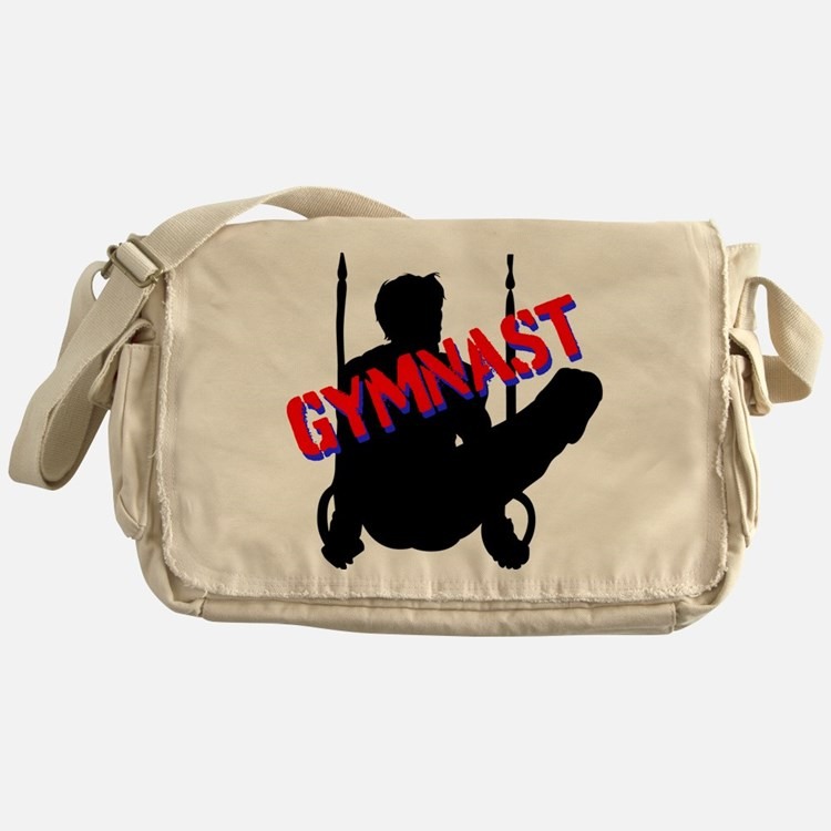 GYMNAST CHAMP Messenger Bag