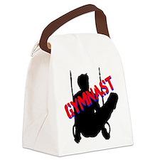 GYMNAST CHAMP Canvas Lunch Bag