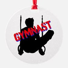 GYMNAST CHAMP Ornament