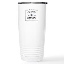 Warwick Travel Mug