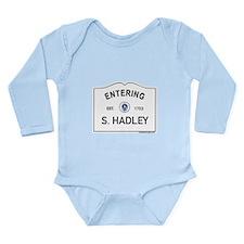 South Hadley Long Sleeve Infant Bodysuit