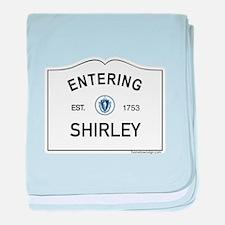 Shirley baby blanket