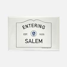 Salem Rectangle Magnet