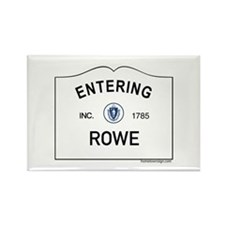 Rowe Rectangle Magnet