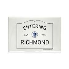 Richmond Rectangle Magnet