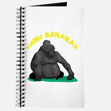 GOING BANANAS Journal