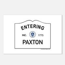 Paxton Postcards (Package of 8)