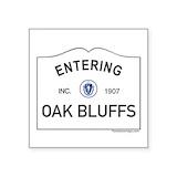 Oak bluffs Square