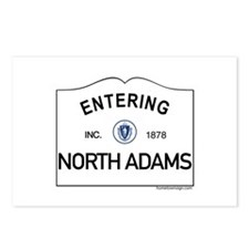 North Adams Postcards (Package of 8)