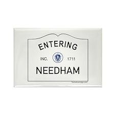 Needham Rectangle Magnet