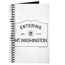 Mt. Washington Journal