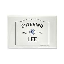 Lee Rectangle Magnet